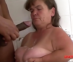Midget MILF Interracial Hardcore Sex