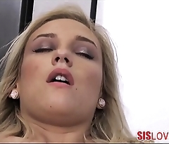 Fucking My Teen Stepsister In The Kitchen