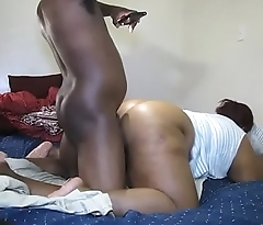 FUCKING MY SEXXY BIG BUTT AUNT HARD N DEEP SHOOT A BIG CUMSHOT