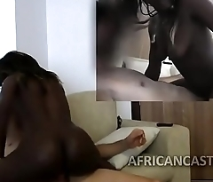 African woman defiled by head hunter - Imanityler.com