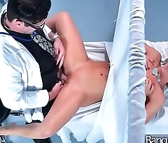 Patient (Cherie Deville) And Doctor Enjoy Hard Sex Adventures vid-13