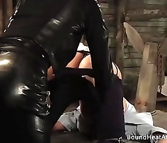 Mistress And Handmaiden: Pleasuring For Madame