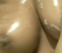 perfect tits babe hot shower after hardfuck by BBC mov31