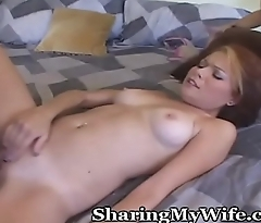 Hubby Loves Swinging With Teen