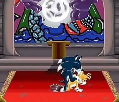 Project X Love Potion Disaster Gallery Mode (Tails)