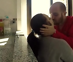 He is horny and she wants to fuck in the hotel IV 035