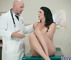 Superb Patient (Reagan Foxx) Come And Bang With Doctor vid-25
