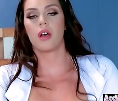 (Alison Tyler) Hot Girl With Big Oiled Butt Nailed Deep In Her Asshole movie-07