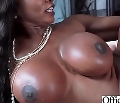 (Diamond Jackson) Gorgeous Girl With Big Round Tits Nailed In Office movie-09