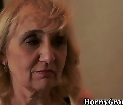 Mature grannys ass fucked